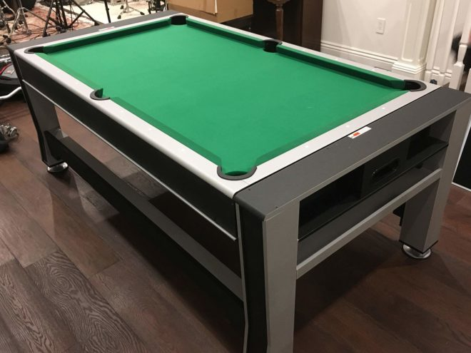 Snooker Table Assembly